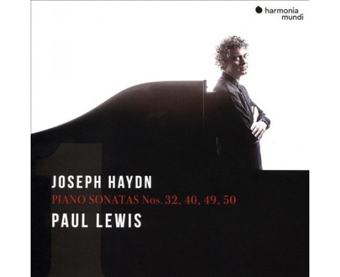 Paul Lewis - Haydn:Piano Sonatas Nos 32 40 49 & 50 (CD) - image 1 of 1