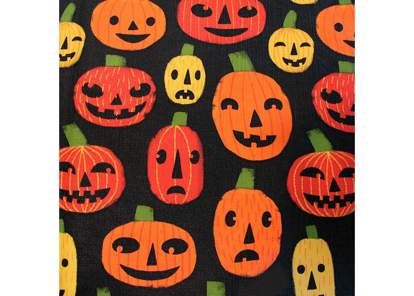 Halloween Pumpkins Tablecloth - Hyde and Eek! Boutique™ - image 2 of 2