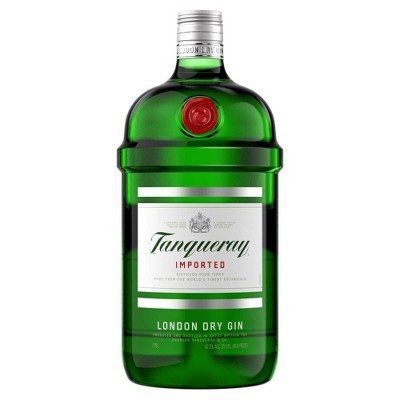 Tanqueray London Dry Gin - 1.75L Bottle