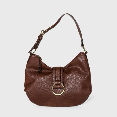 Bueno Shoulder Bag Brown