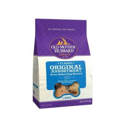 Dog Treats: Old Mother Hubbard Oven-Baked Dog Biscuits Large