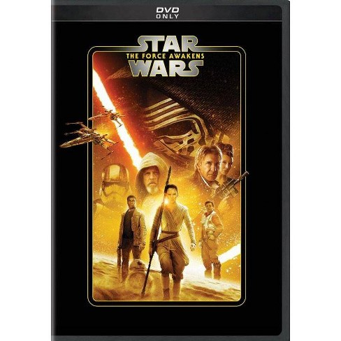 Star Wars: The Force Awakens (DVD) - image 1 of 2
