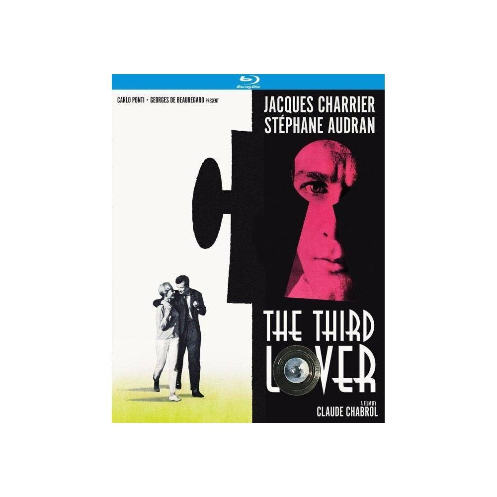 The Third Lover Blu Ray