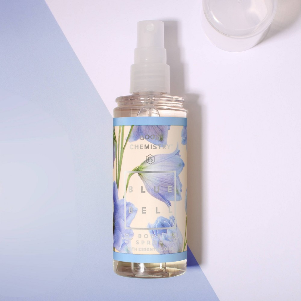 Image of Bluebell by Good Chemistry Body Mist Women's Body Spray - 4.25 fl oz.