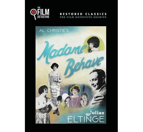 Madame Behave (DVD) - image 1 of 1