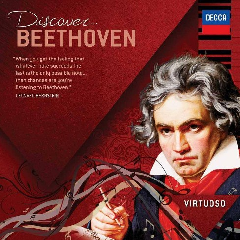 Various - VIRTUOSO- Discover Beethoven (CD) - image 1 of 1