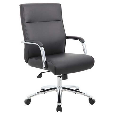Modern Executive Conference Chair - Boss Office Products - image 1 of 4