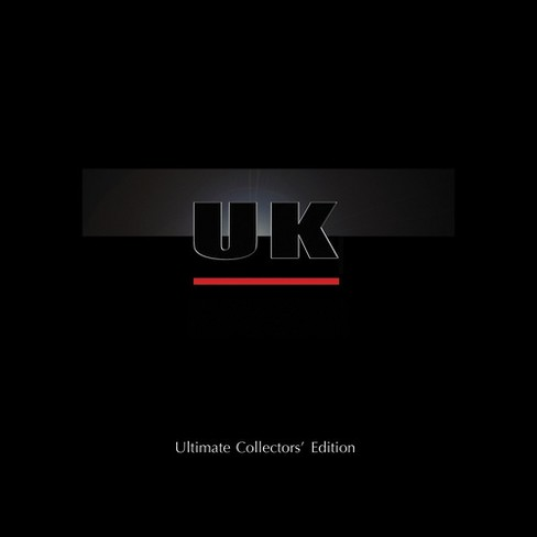 Uk - Ultimate collector's edition (CD) - image 1 of 1