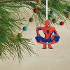 Hallmark Spider-Man Crouching Christmas Ornament - image 4 of 4