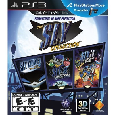The Sly Collection (Move Compatible) - PlayStation 3