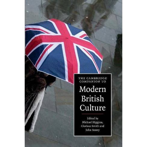 The Cambridge Companion to Modern British Culture - (Cambridge Companions to Culture) (Paperback) - image 1 of 1