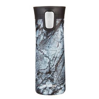 Contigo Couture 14oz Stainless Steel Autoseal Vacuum-Insulated Coffee Travel Mug Carbon