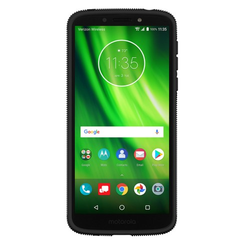 100% authentic cae5b b615e Incipio Moto E4/G6 Play Case Octane - Black