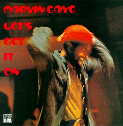 Marvin gaye - Let's get it on (CD) - image 1 of 1