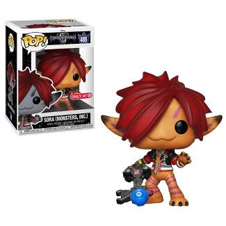 Funko POP! Disney: Kingdom Hearts III - Sora (Monsters, Inc.) (Exclusive)