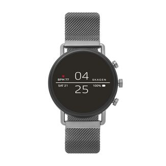 Skagen Smartwatch - Falster 2 40mm Gray Magnetic Steel-Mesh
