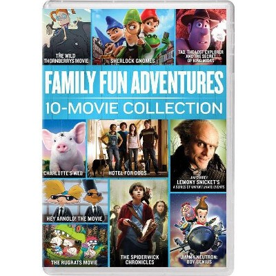 Family 10-Movie Collection (DVD)