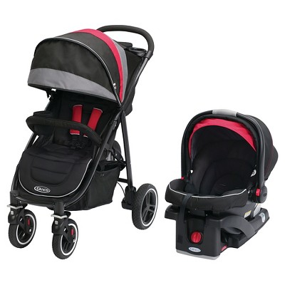 Graco® Aire4 Click Connect XT Travel System - Marco