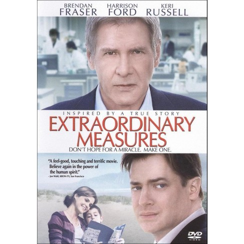 Extraordinary Measures (dvd_video) - image 1 of 1