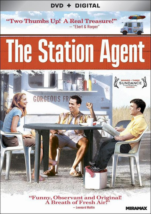 Station agent (DVD) - image 1 of 1