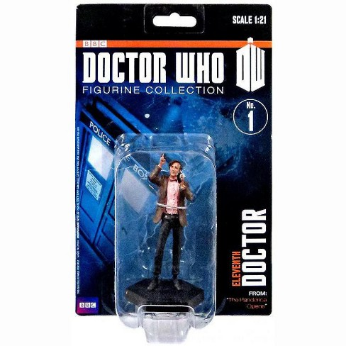 Doctor Who Figure Collection Eleventh Doctor Collectible Figure #1 - image 1 of 1