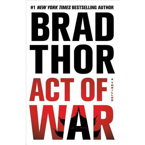 Act of War (Scot Harvath Series #13) (Hardcover) (Brad Thor) - image 1 of 1