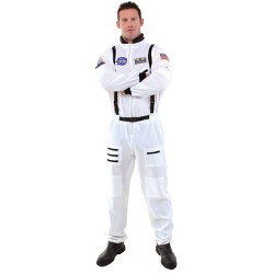 Men's Astronaut Costume - One Size