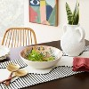 94.7oz Stoneware Printed Serving Bowl - Opalhouse™ designed with Jungalow™ - image 2 of 3