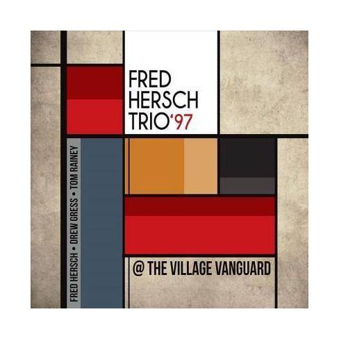 Fred Trio Hersch - 97 At The Village Vanguard (CD) - image 1 of 1