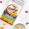 Pepperidge Farm Goldfish Colors Cheddar Crackers - 30oz - image 3 of 4
