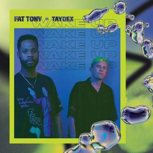 Fat Tony & Taydex - Wake Up (CD) - image 1 of 1