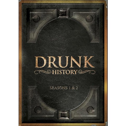 Drunk History: Season One & Two [3 Discs] - image 1 of 1
