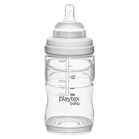 Playtex Baby Nurser 8 oz Premium Disposable Drop-Ins Baby Bottle Liners 100 ct