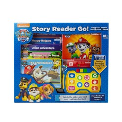 Nickelodeon PAW Patrol Interactive Story Reader 8-book Boxed Set