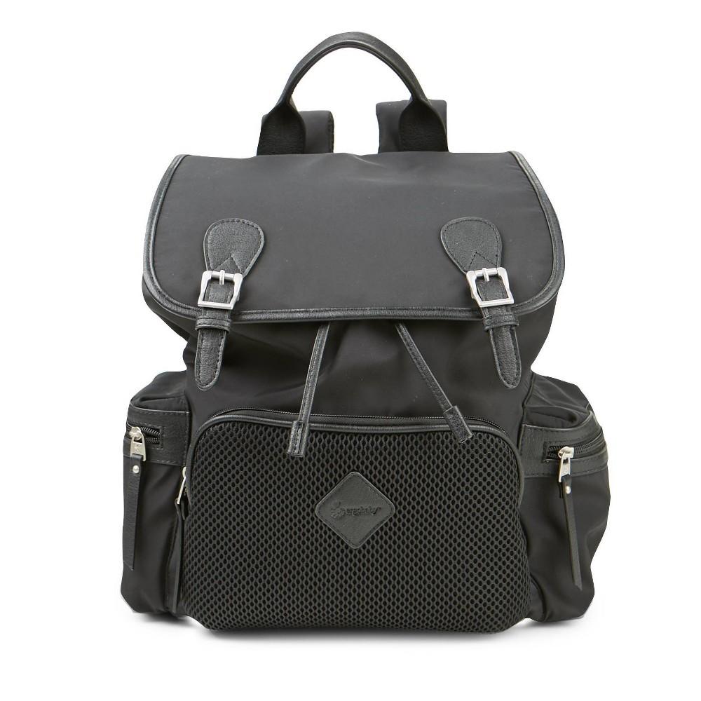 Image of Ergobaby Diaper Bag - Solid Black