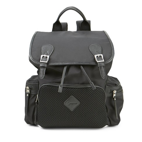Ergobaby Diaper Bag - Solid Black - image 1 of 16