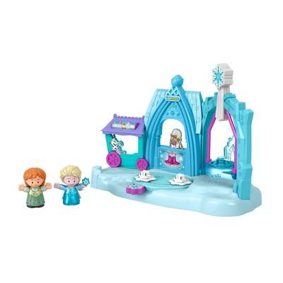 Fisher-Price Little People Disney Frozen Arendelle Winter Wonderland Playset