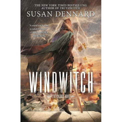Windwitch - (Witchlands, 2) by  Susan Dennard (Hardcover) - image 1 of 1