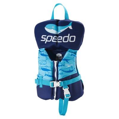 Speedo Life Jacket Infant Vests - Blue