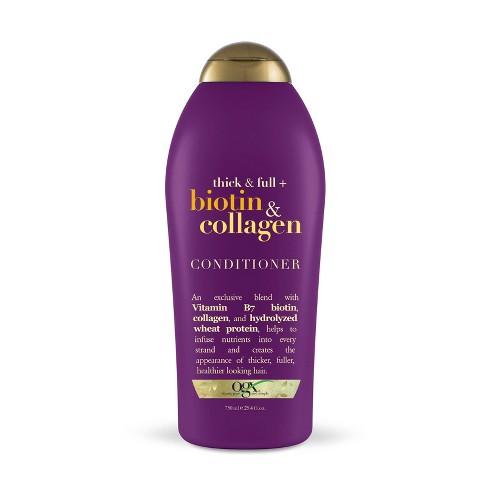 OGX Thick Full Biotin Collagen Conditioner - image 1 of 3