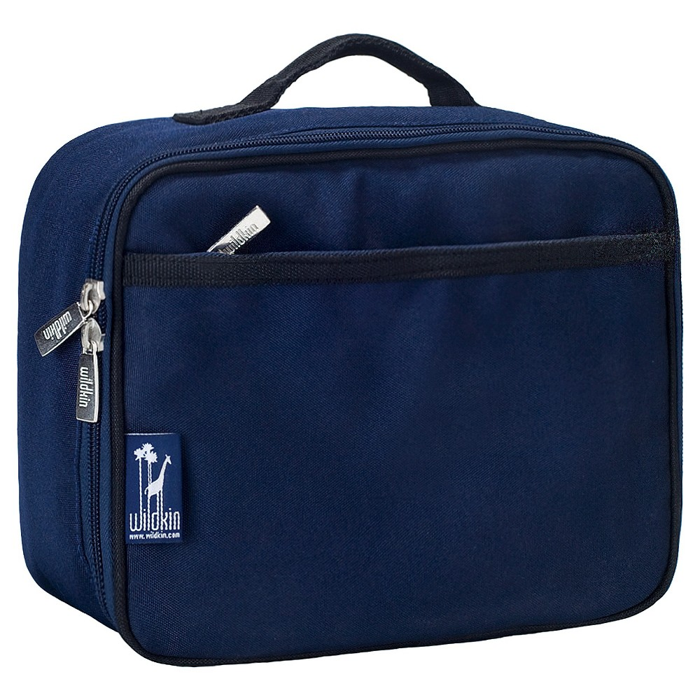 Image of Wildkin Lunch Box - Whale Blue