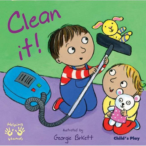Clean It! - (Helping Hands) (Paperback) - image 1 of 1
