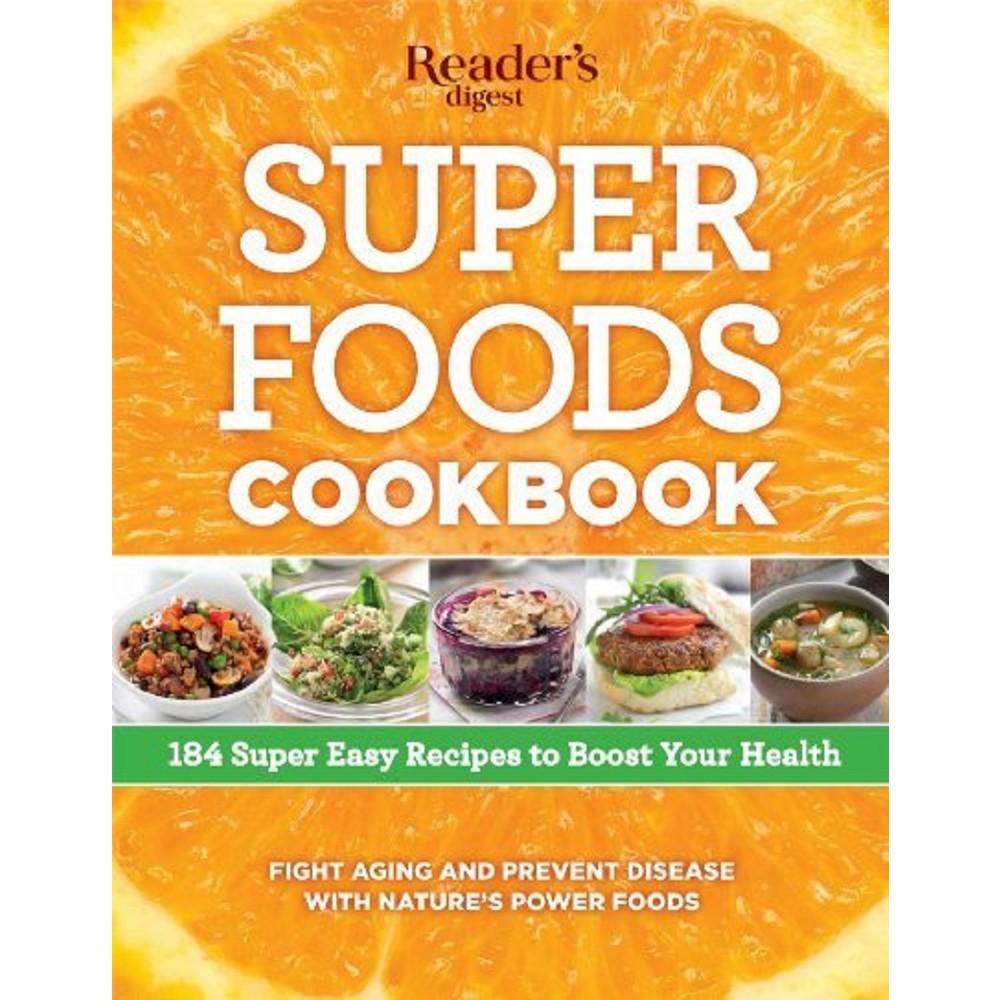 Super Foods Cookbook (Paperback)