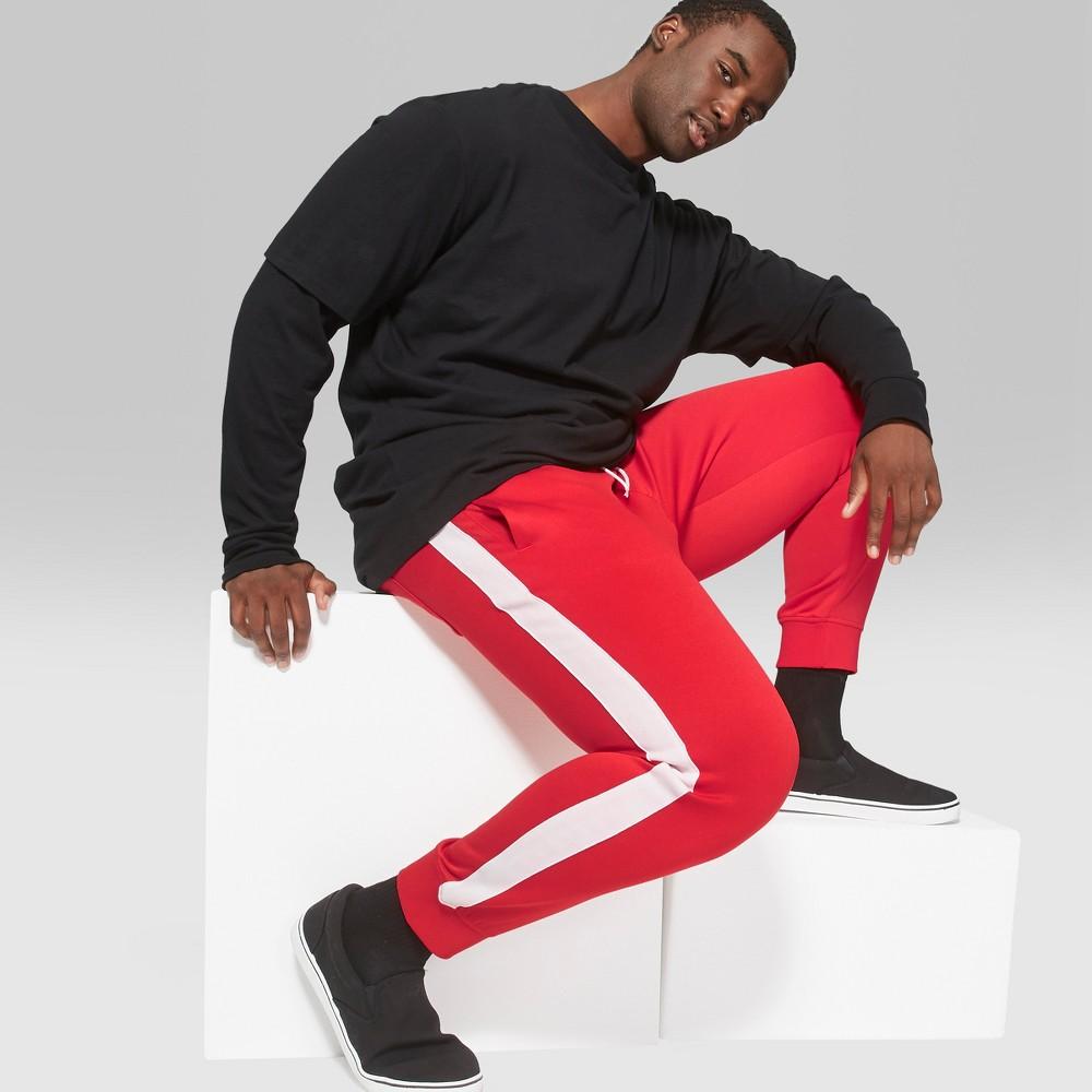 Men's Tall Track Pants - Original Use Anthem Red LT, Orange