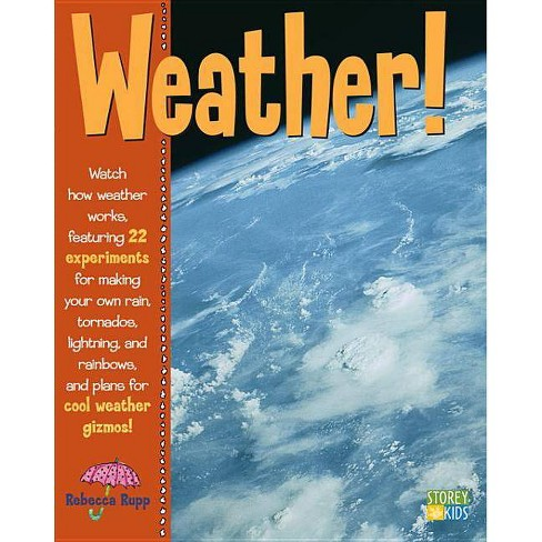 Weather - by  Rebecca Rupp (Paperback) - image 1 of 1