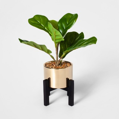Fiddle Leaf Ceramic Figure - Project 62™