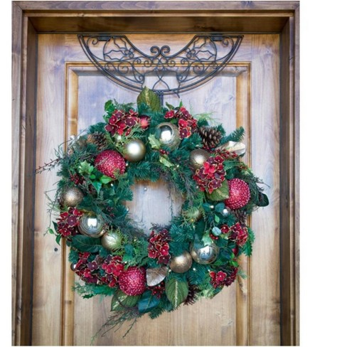 Tree Keeper 24 Brown Holly Berry Design Adjustable Decorative