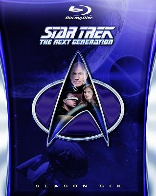 Star Trek: The Next Generation - Season Six (Blu-ray)
