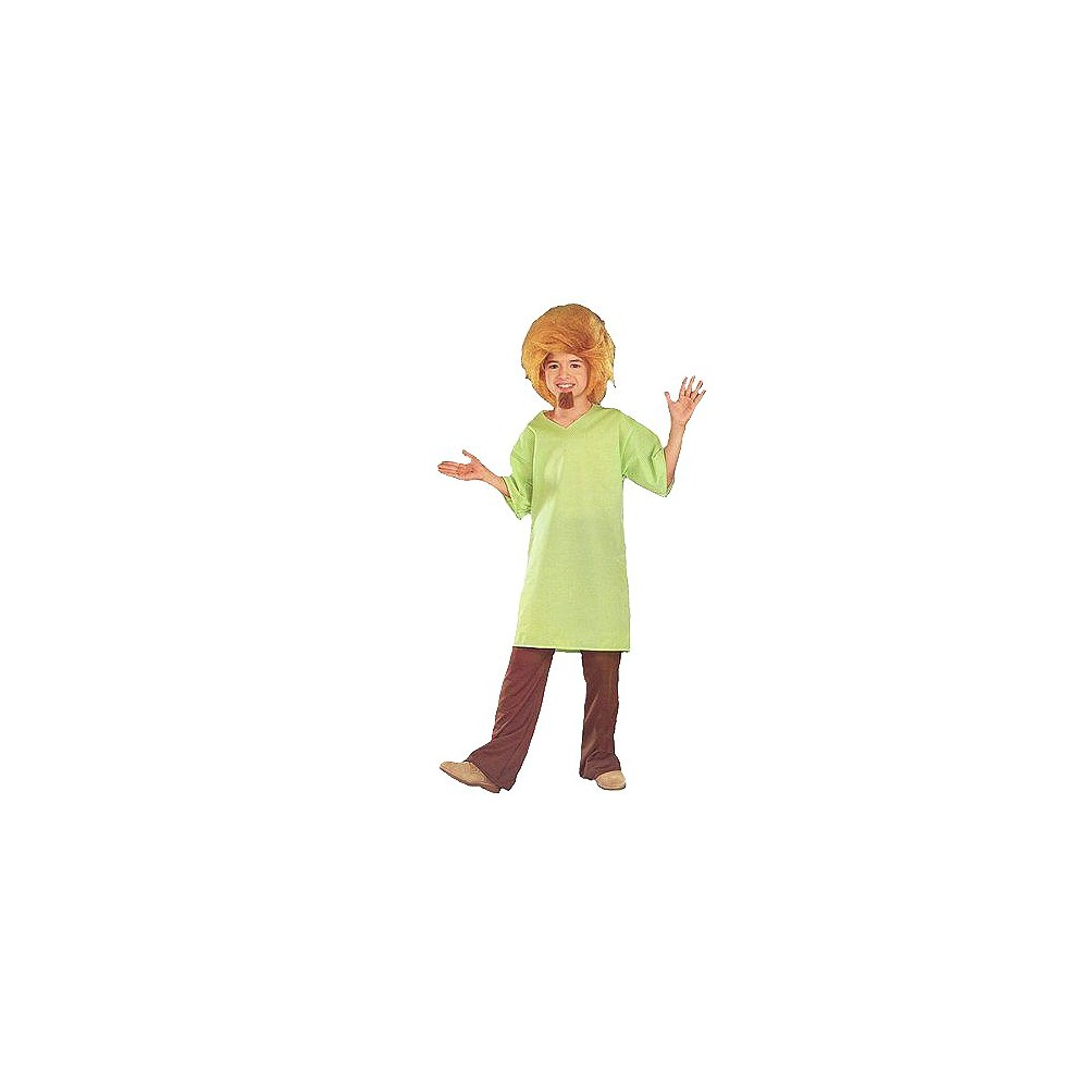 Halloween Scooby Doo Boys' Shaggy Costume Medium (8-10), Boy's Standard/1-Size: clothing size 7 to 10XS: clothing size 2 to 4S: clothing size 4 to 6M: clothing size 8 to 10L: clothing size 12 to 14Husky: clothing size 7 to 10Pre to Teen: clothing size 11 to 14 Size: medium. Gender: male. Age Group: kids.