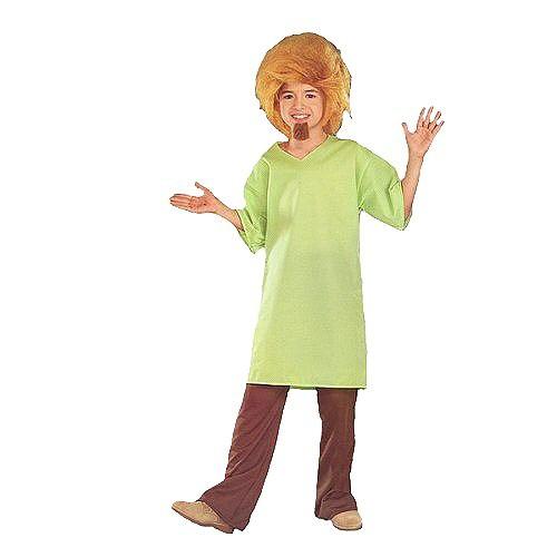Halloween Scooby Doo Boys' Shaggy Costume Small (4-6), Boy's, Size: Small(4-6)